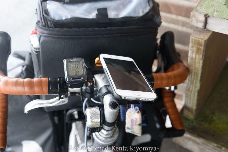 自転車日本一周97日目(コタンの湯)-Japan Nomad (8)
