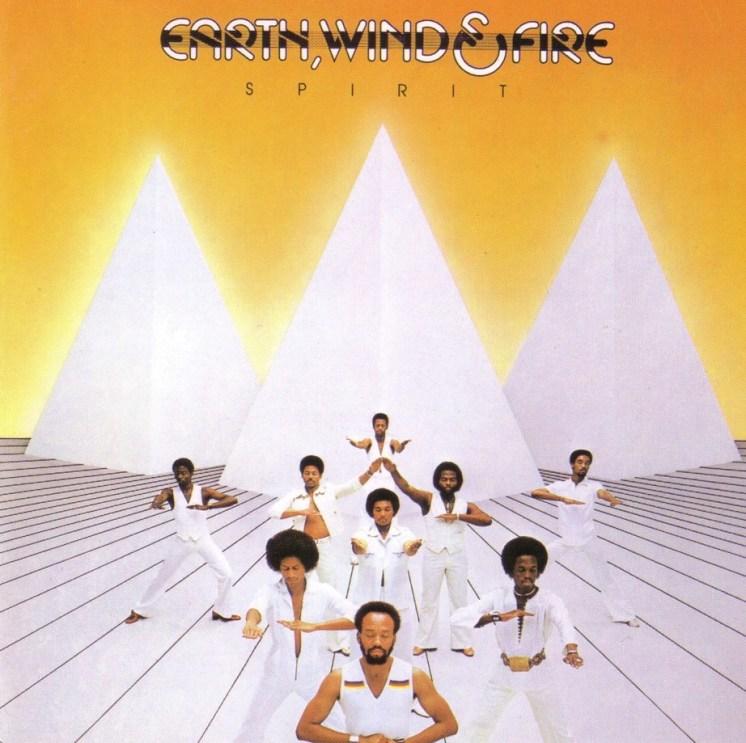 Album – Spirit (1974)