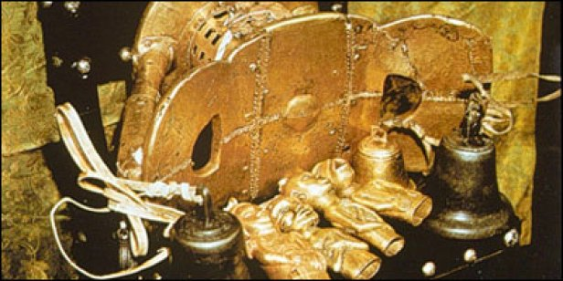 The  Golden Stool war, one of the Most Absurd Wars in History