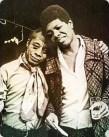 James Baldwin and Maya Angelou