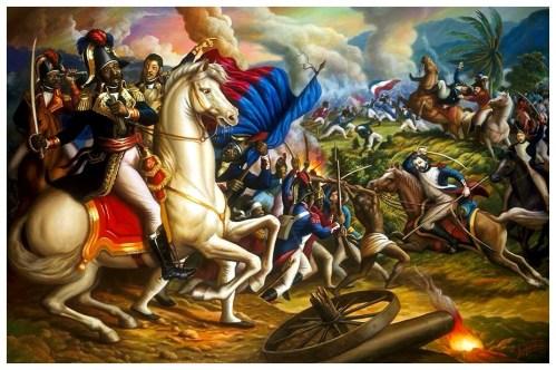 Ulrick Jean-Pierre's Paintings 4