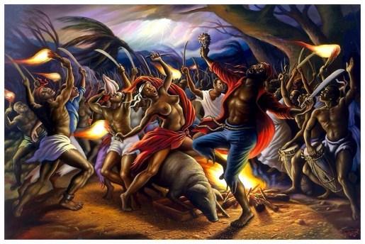 Ulrick Jean-Pierre's Paintings 6