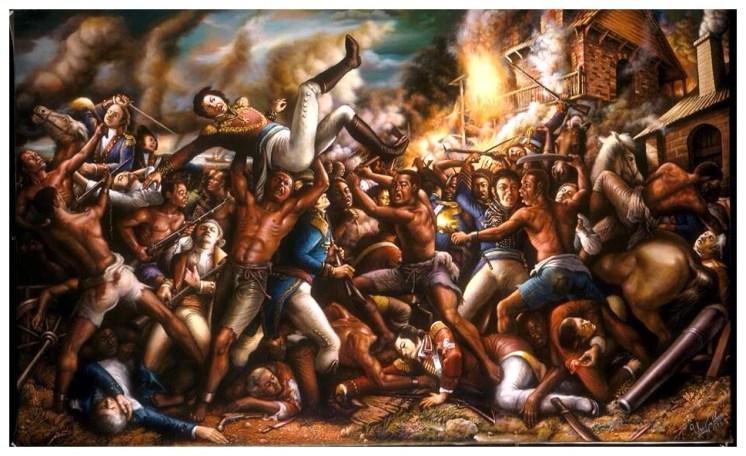 Ulrick Jean-Pierre's Paintings 7
