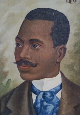 Poet João da Cruz e Sousa