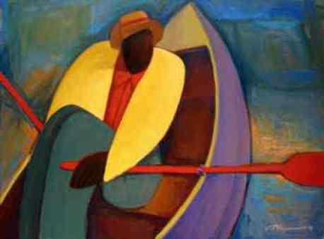 Charles Alston Reclaiming Identity Through Art