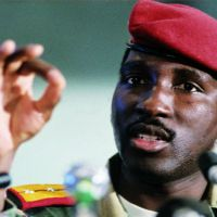 Ten Revolutionary Quotes by Thomas Sankara
