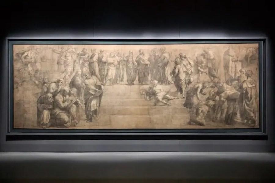 art-history-raphael-athens-1509-10
