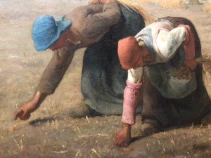 Millet-The-Gleaners-Detail-1