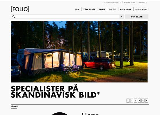 bildbyråbilder camping