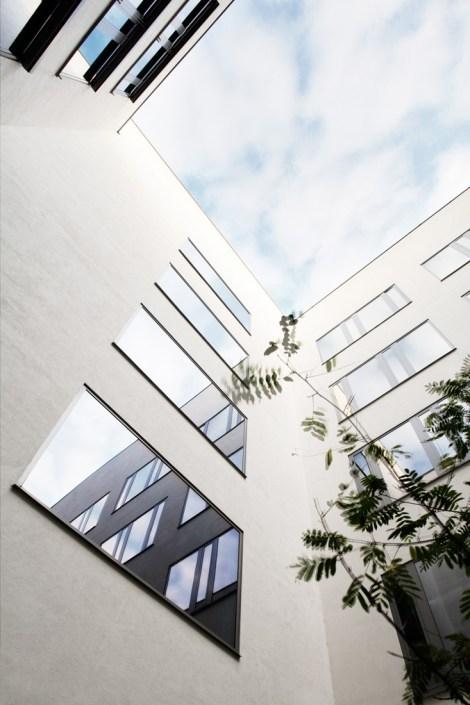 malmö högskola orkanen arkitekturfotograf skåne