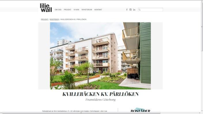 Liljewall arkitekturfotografi fotograf göteborg