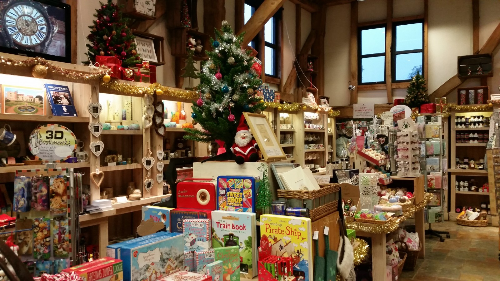 Christmas Gift Shop  Kent Attractions