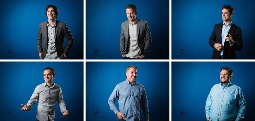 Staff Portrait Photographer