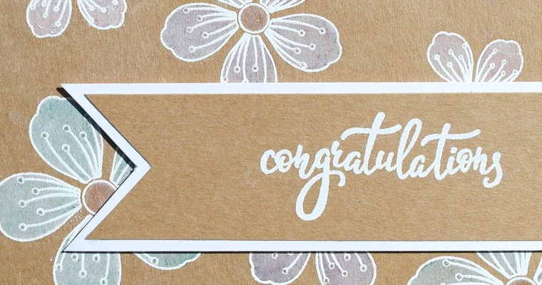 Honey Doo Crafts – Congratulations