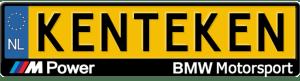 BMW-M-power-motorsport-kentekenplaathouder