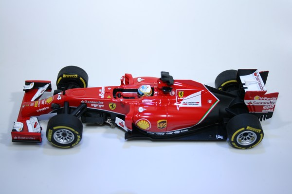 Race Year 2014 - Kent F1 Slot Collection Of Single