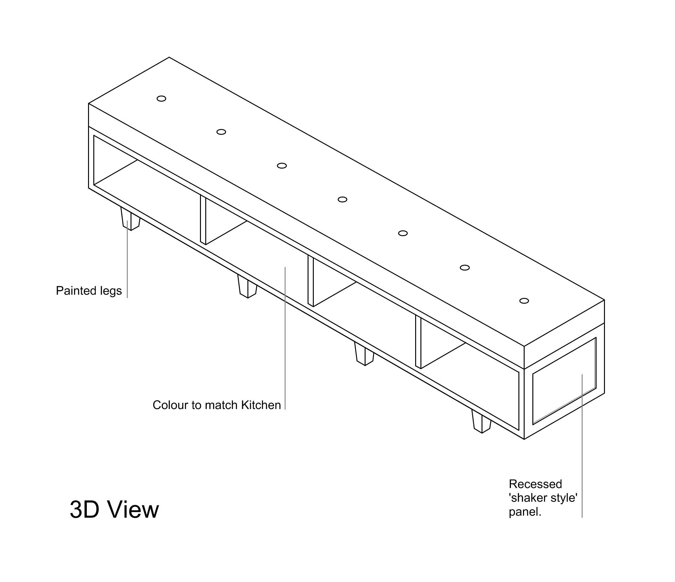 Furniture Detail Drawings » KENT GRIFFITHS DESIGN