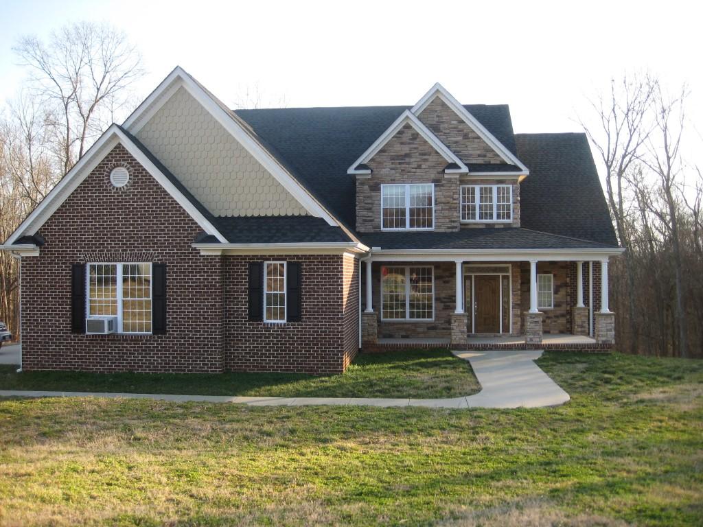 House Front  Kenton Construction