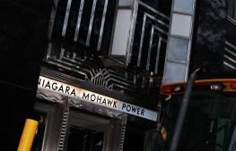 Niagara Mohawk Building side entrance