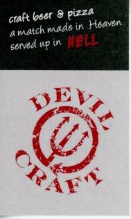 Devilcraft beet pizza Tokyo441