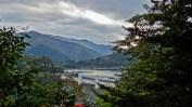 1 Oguchi Dam Lake Okutama sunset