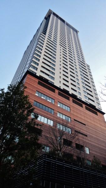 Cross Air Tower Residences Tokyo
