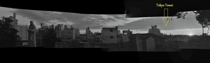 Black Sun dawn panorama 1964