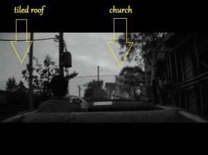 Black Sun Shibuya 1964 drive to church hill