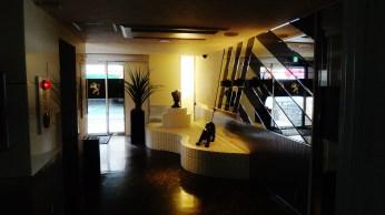 Hotel Jaguar Kobe entrance