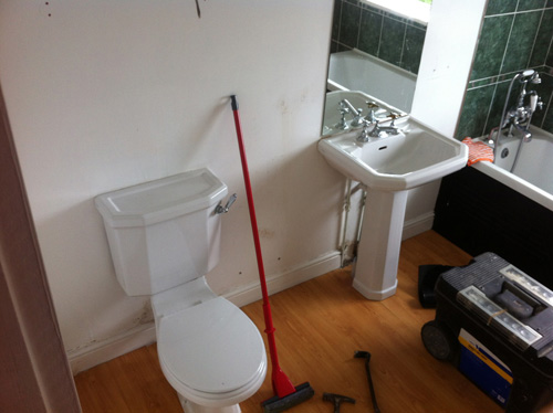 Bathroom Fitting and Tiling – Chatham, Kent
