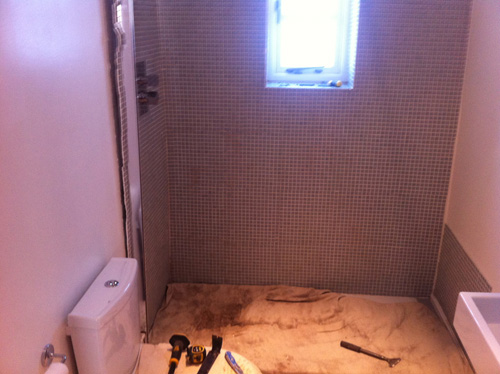 Bathroom Tiling – Tonbridge Wells, Kent