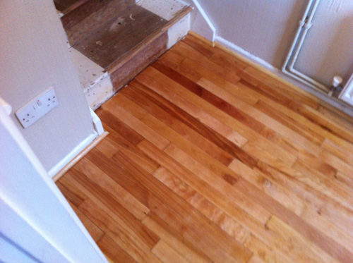 Flooring Refurbishment – Snodland