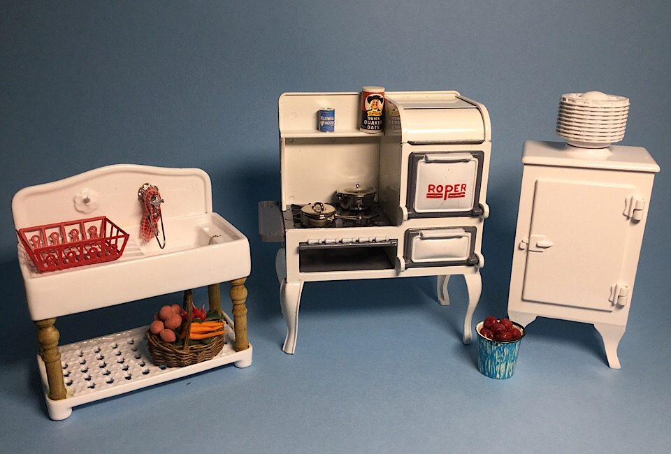 bedroom vanity chair wheelchair easy drawing kent's mini treasures, artisan dollhouse miniatures