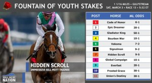 Fountain of Youth Tampa Bay Derby