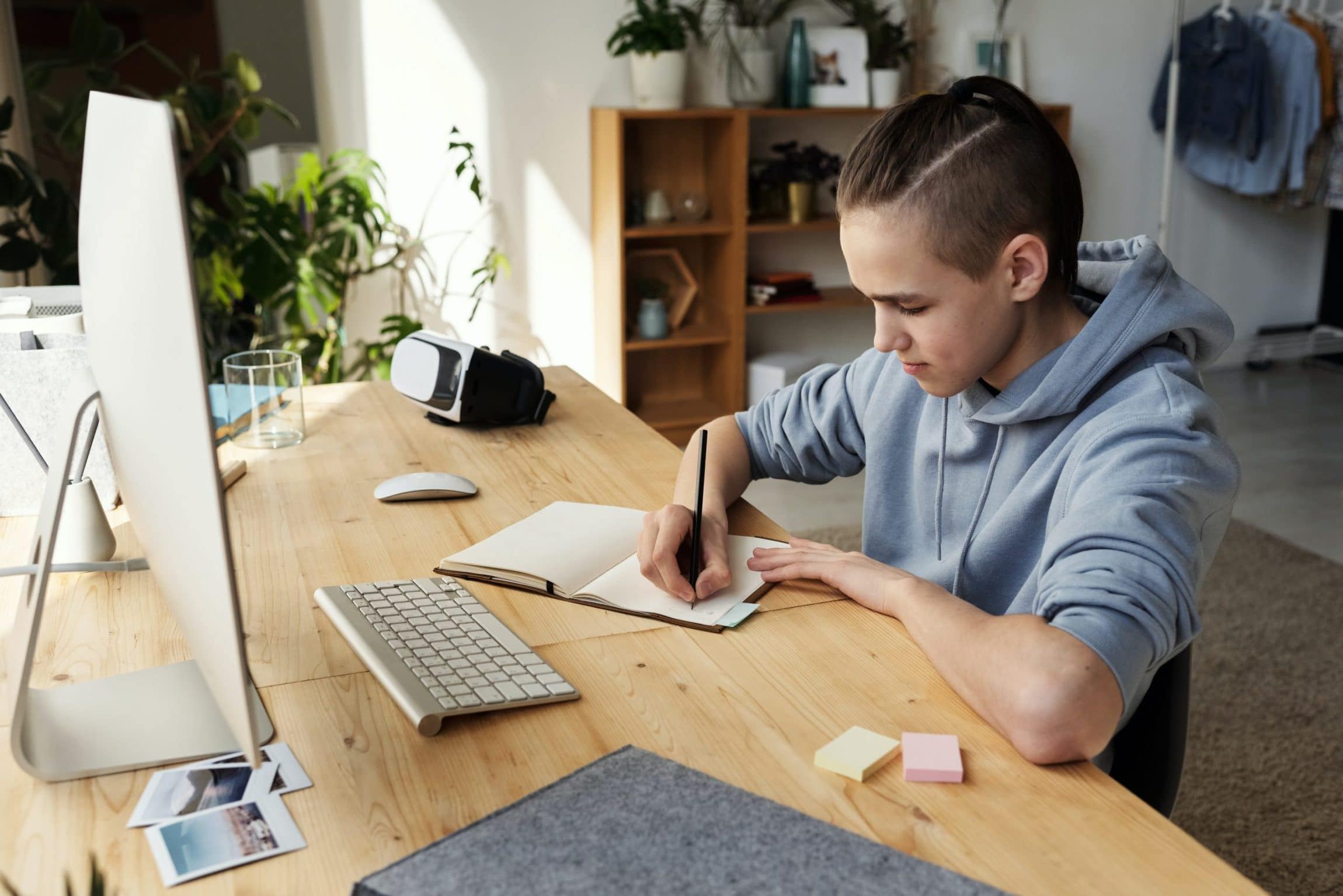 Mental Health Effects of Online Learning