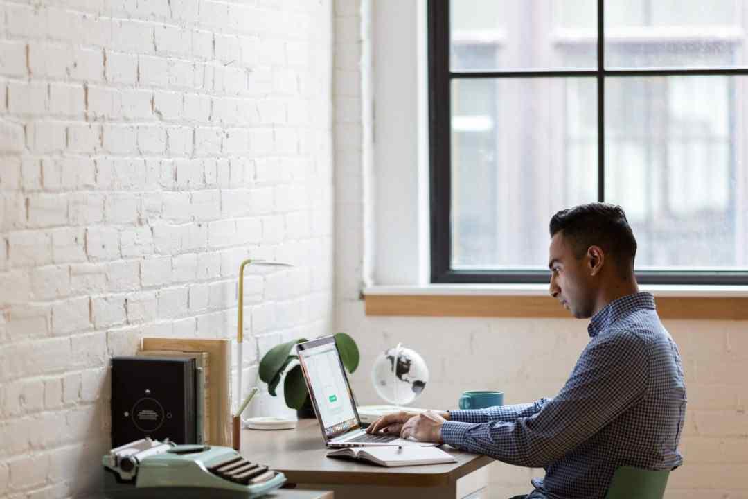 guy doing work life balance tips