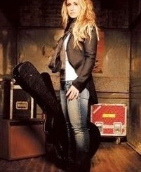 Heidi Newfield is a voice for female country music singers. Photo courtesy of Heidi Newfield.