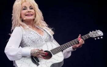 Dolly Parton living a dream over five decades