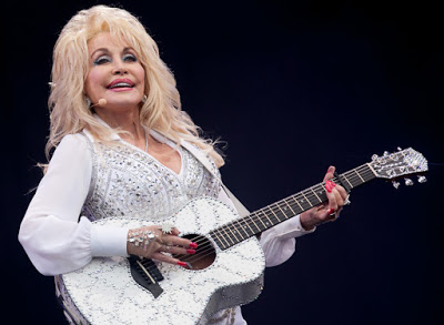 Dolly Parton is living a dream of over 5 decades in the music industry. Photo courtesy of Webster PR.