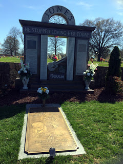 Where to find famous graves in Nashville