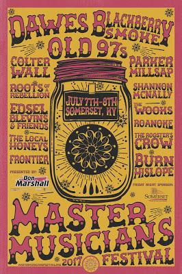 Master Musician's Festival announces impressive lineup for 2017