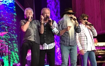 Oak Ridge Boys provide the true American standard of music in concert