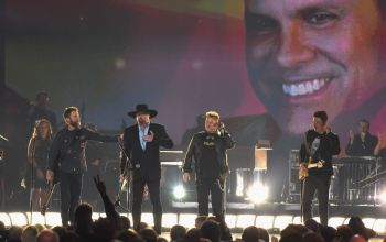Kentucky music stars shine bright at CMA Awards