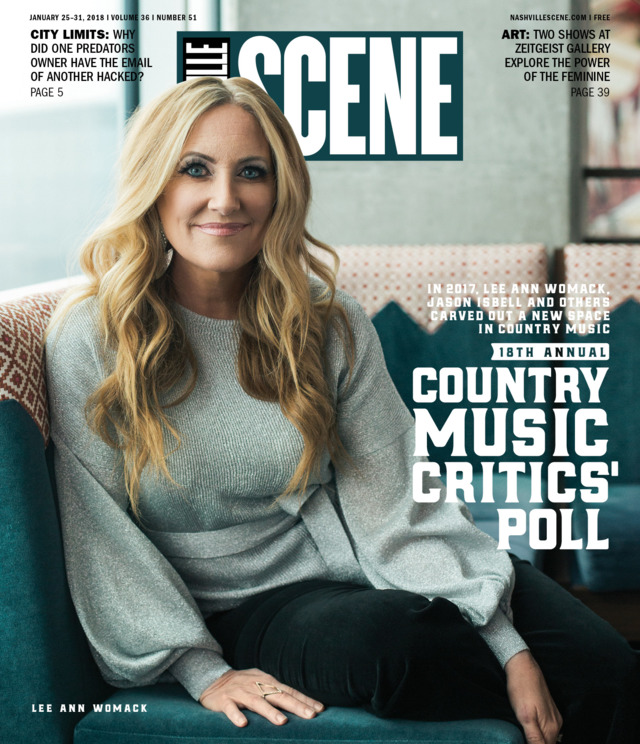 Kentucky musicians recognized in Nashville Scene Critics Poll