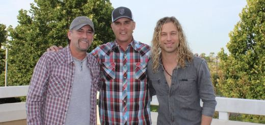 Mark Nesler, Brice Long and Casey James performed at the Brice Long and Friends Back to Back Foundation Benefit Concert.