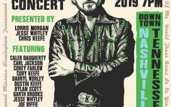 Keith Whitley 30th anniversary memorial concert announced