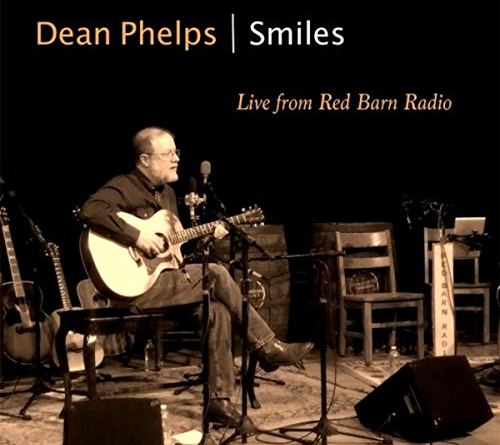 Dean Phelps Live at Red Barn Radio
