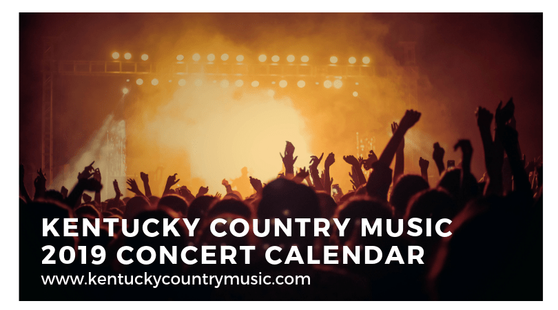Where to experience Kentucky country music concerts in 2019
