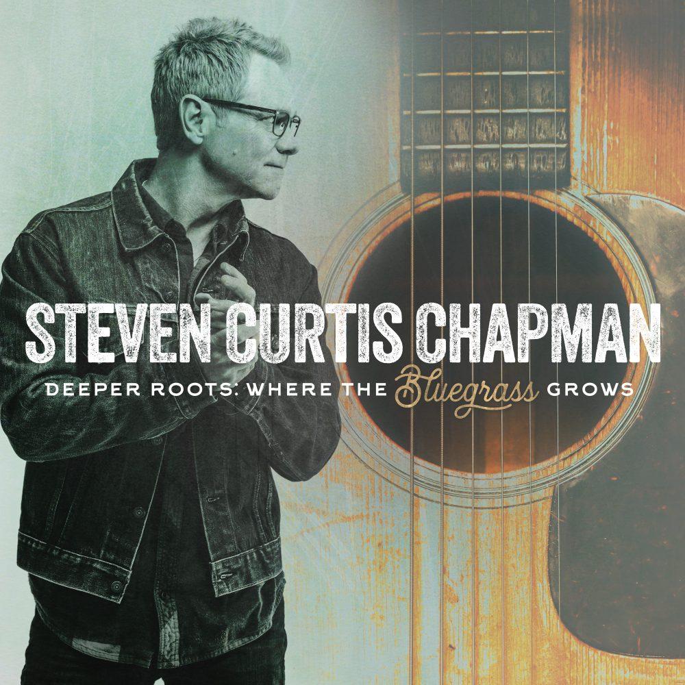 Steven Curtis Chapman tops Billboard Bluegrass Albums Chart