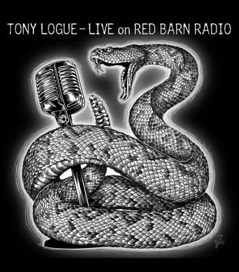 Tony Logue Live at Red Barn Radio